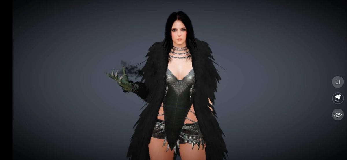 "Sorceress Class Profile in ""Black Desert Online Mobile"""
