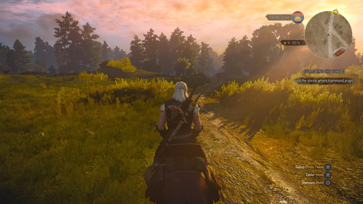"5 Reasons to Play ""The Witcher 3"" on the Nintendo Switch in 2020"