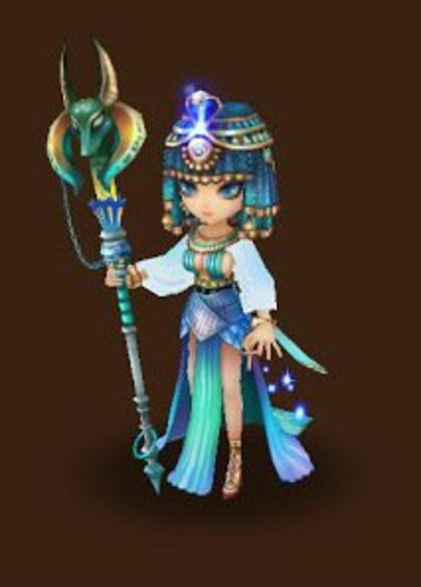Bastet: Water Desert Queen