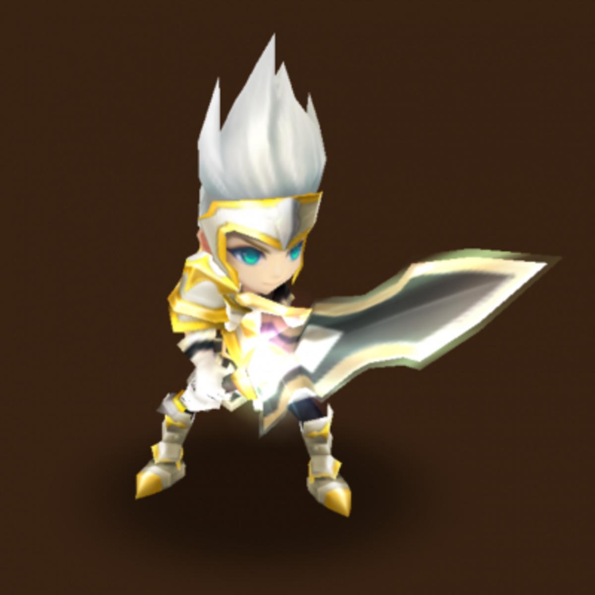 Darion: Light Vagabond