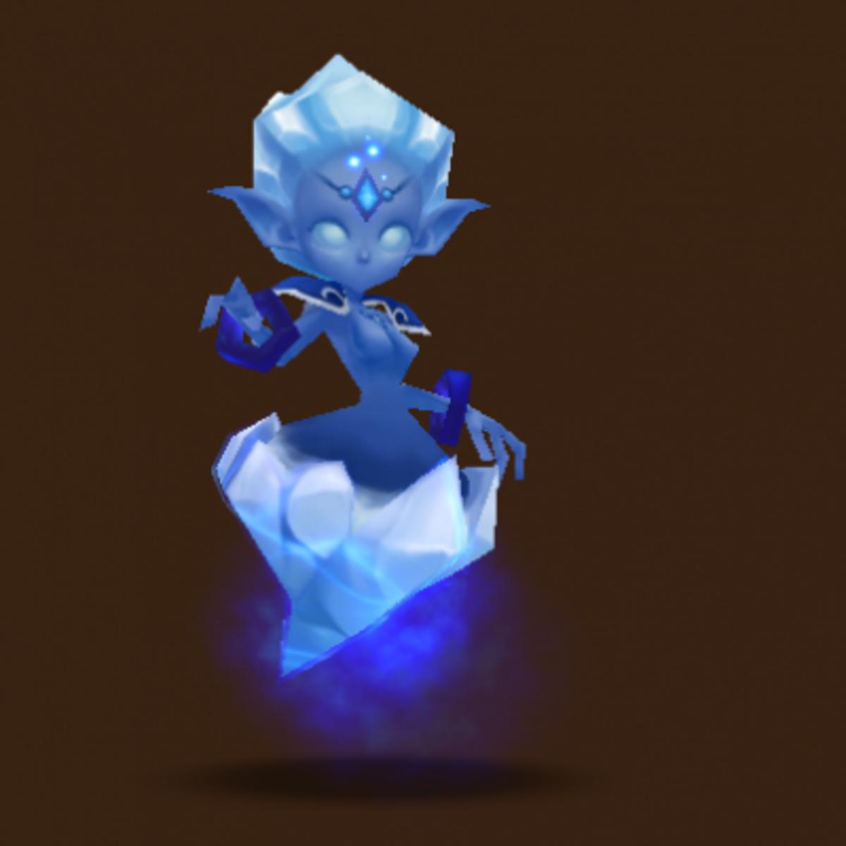 Ellena: Water High Elemental