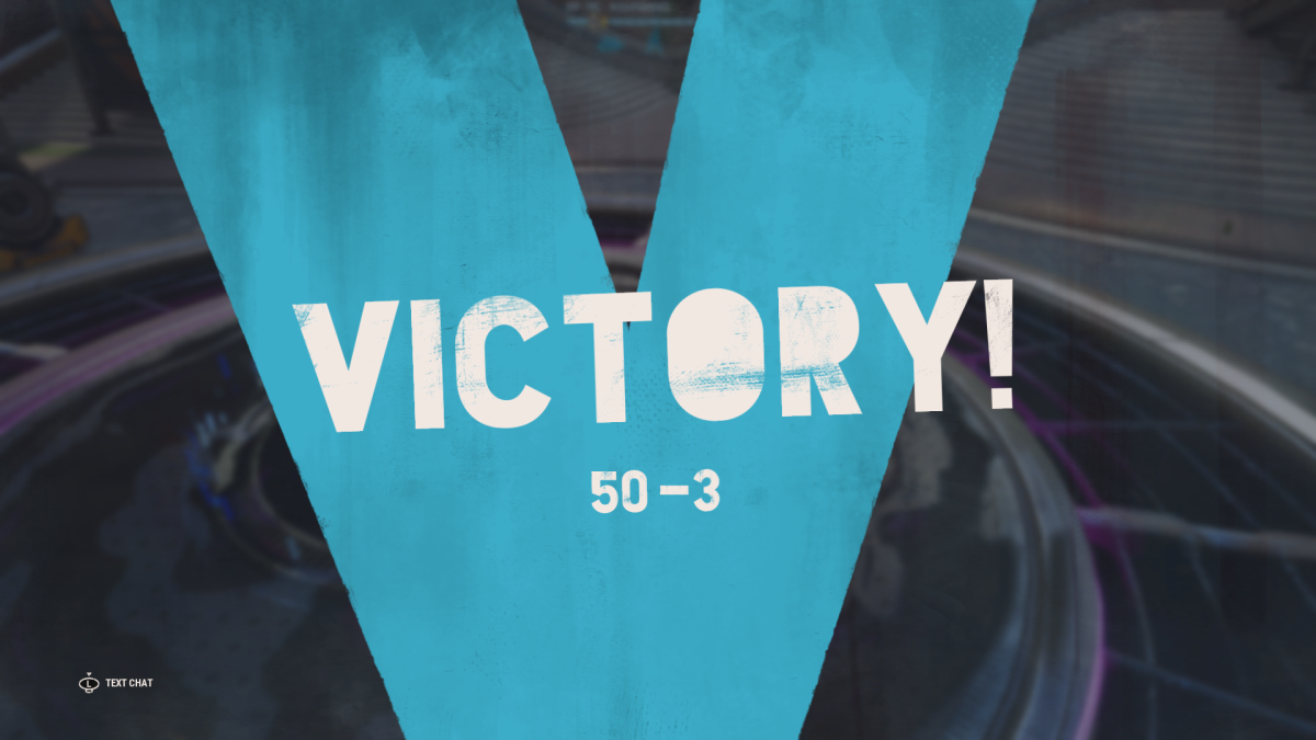 Victory is sometimes inevitable . . . as is defeat.
