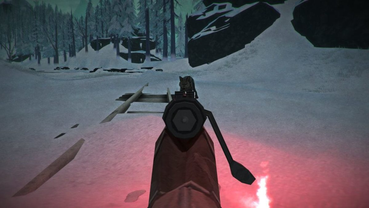 "The ""Long Dark"" will give you the creeps."