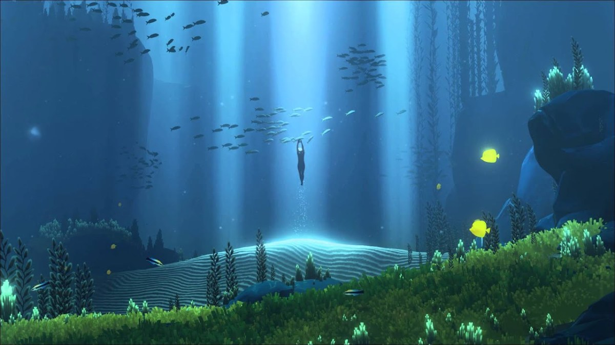 """Abzu"" is visually stunning."