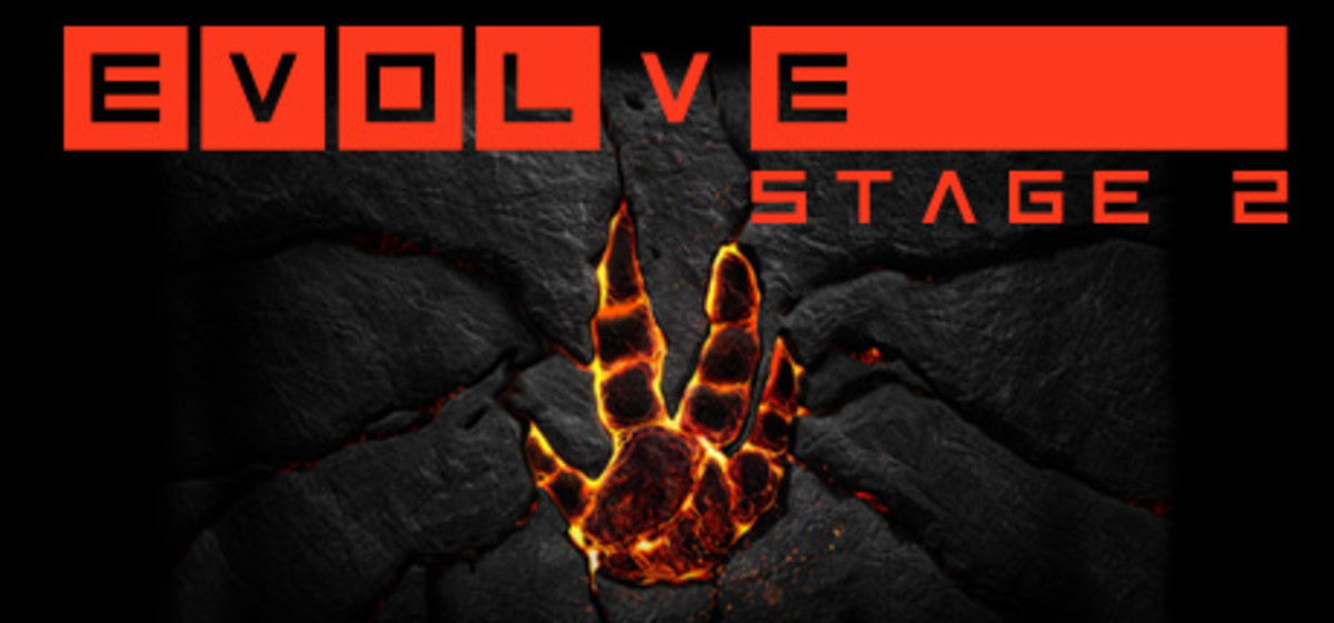 Evolve: Stage 2 logo.