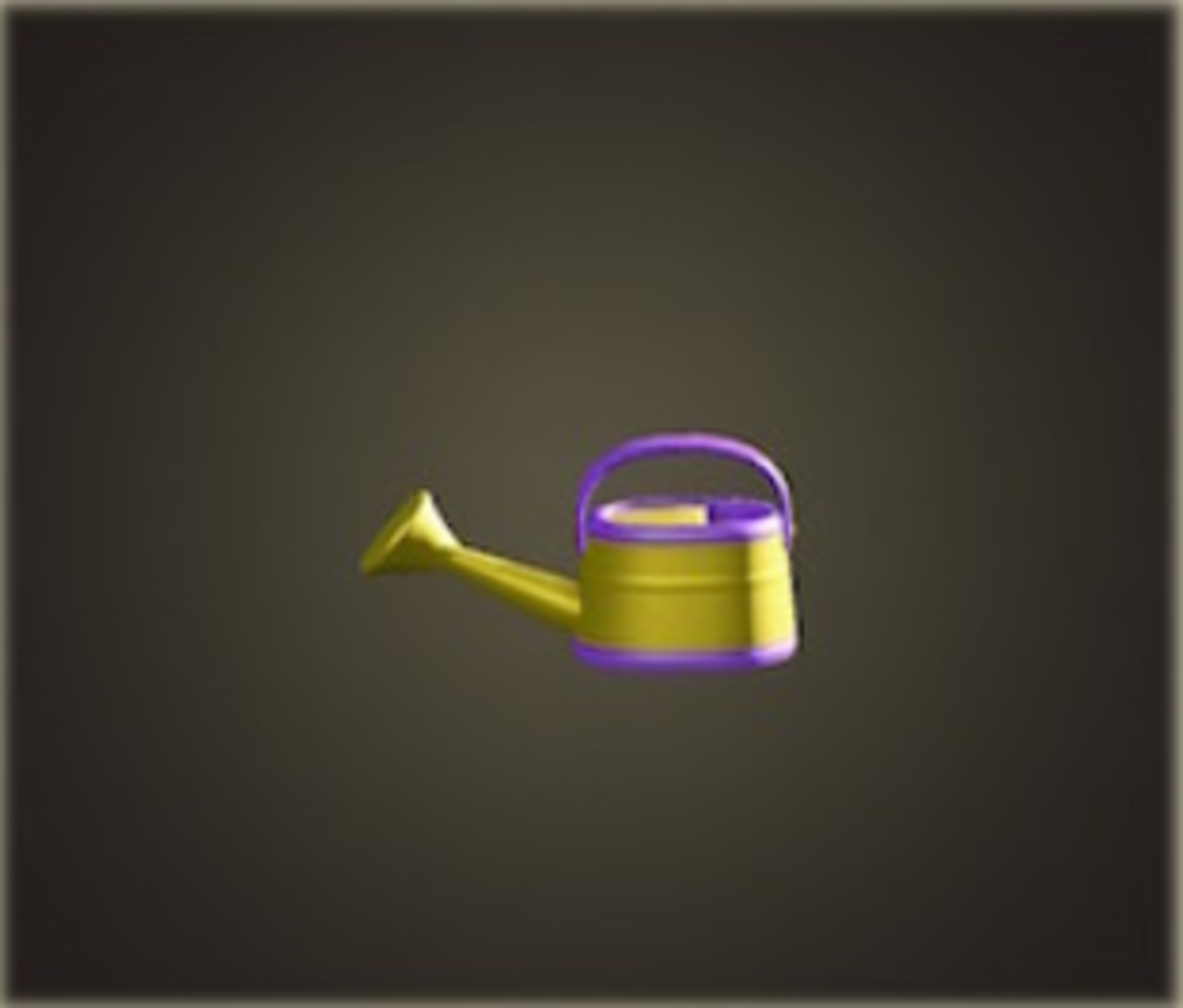 The Golden Watering Can