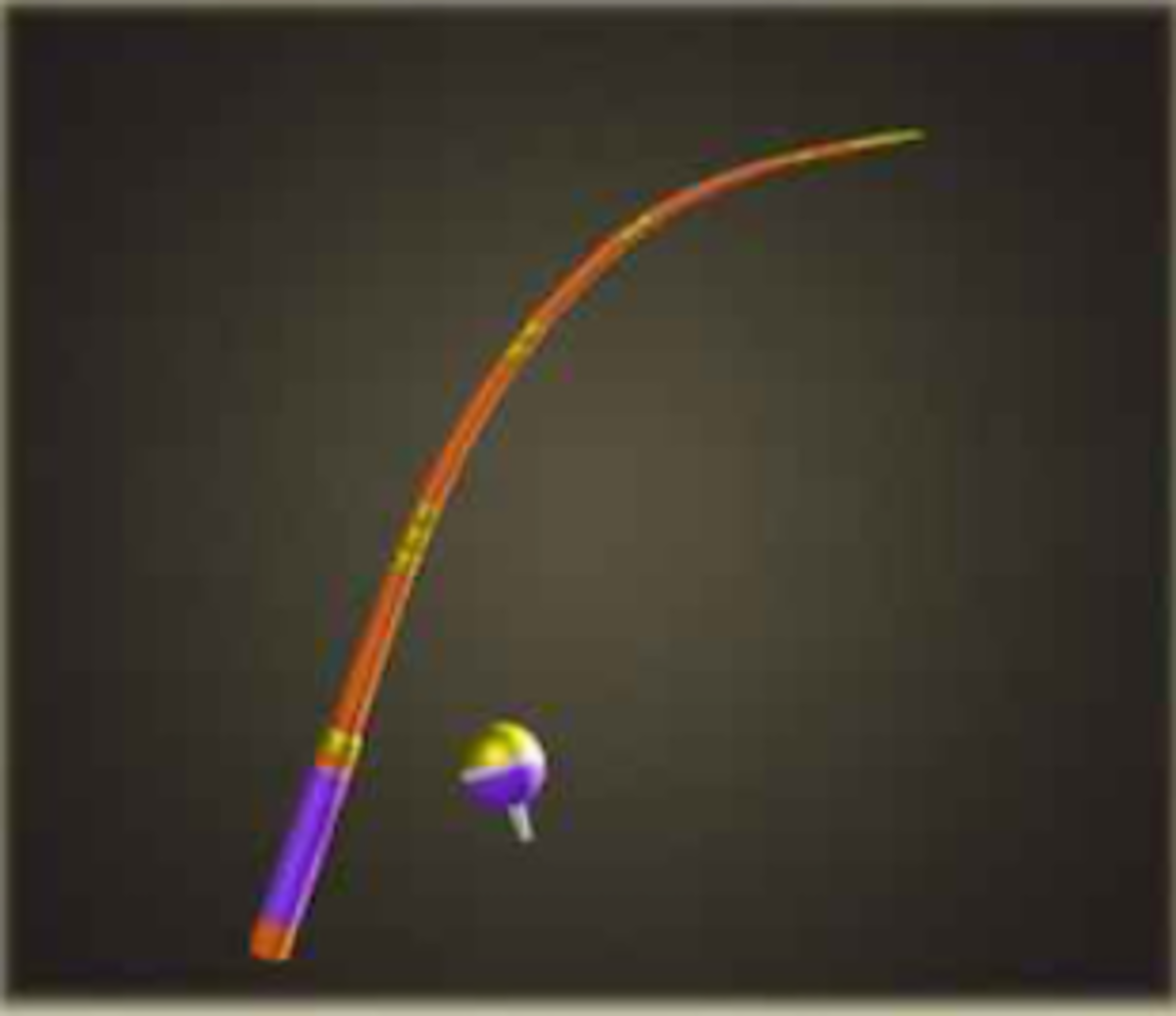 The Golden Fishing Rod