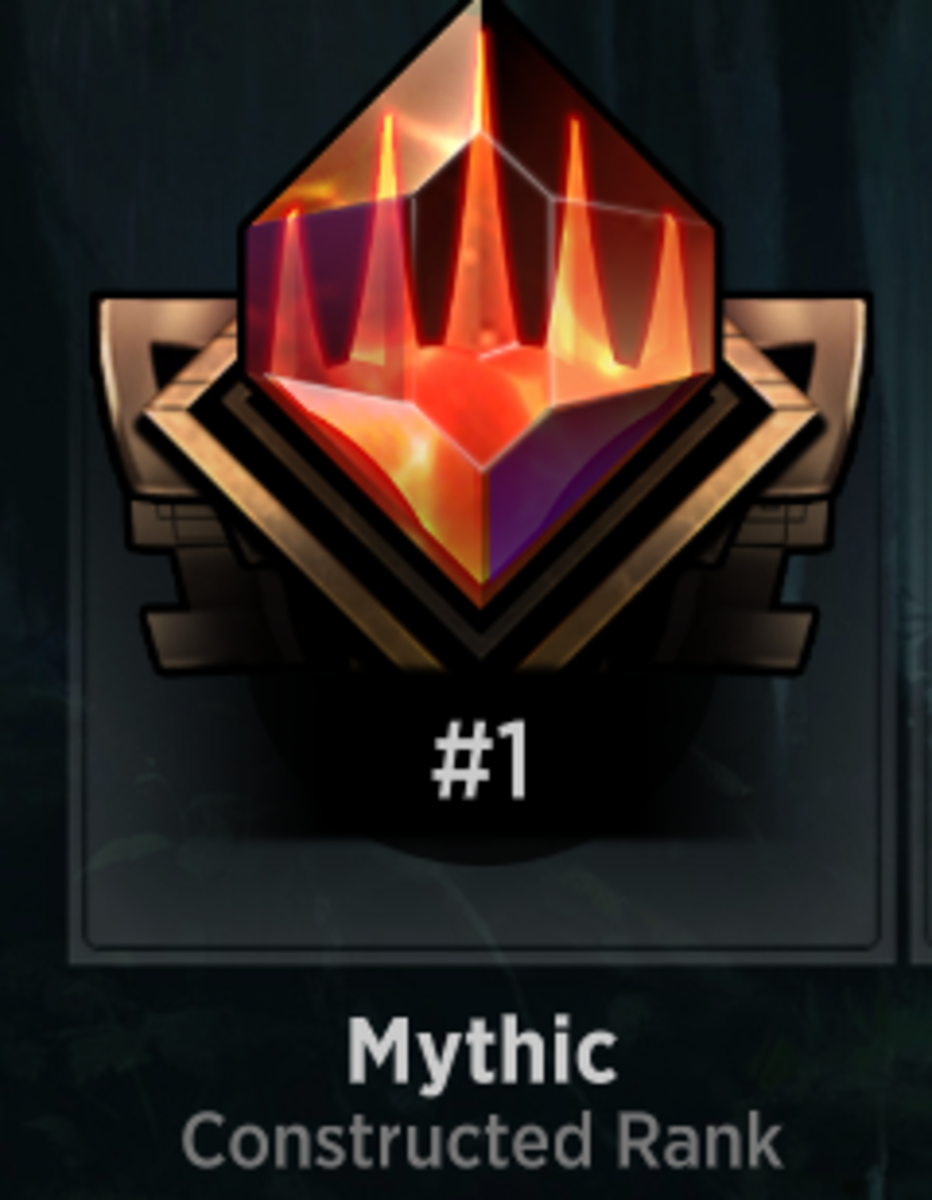 How to Get Mythic Rank in