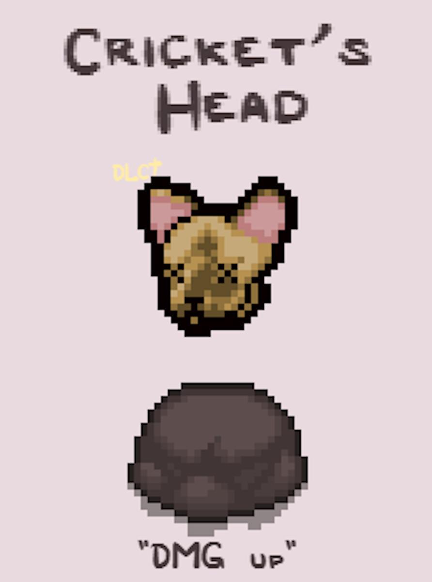 Cricket's Head