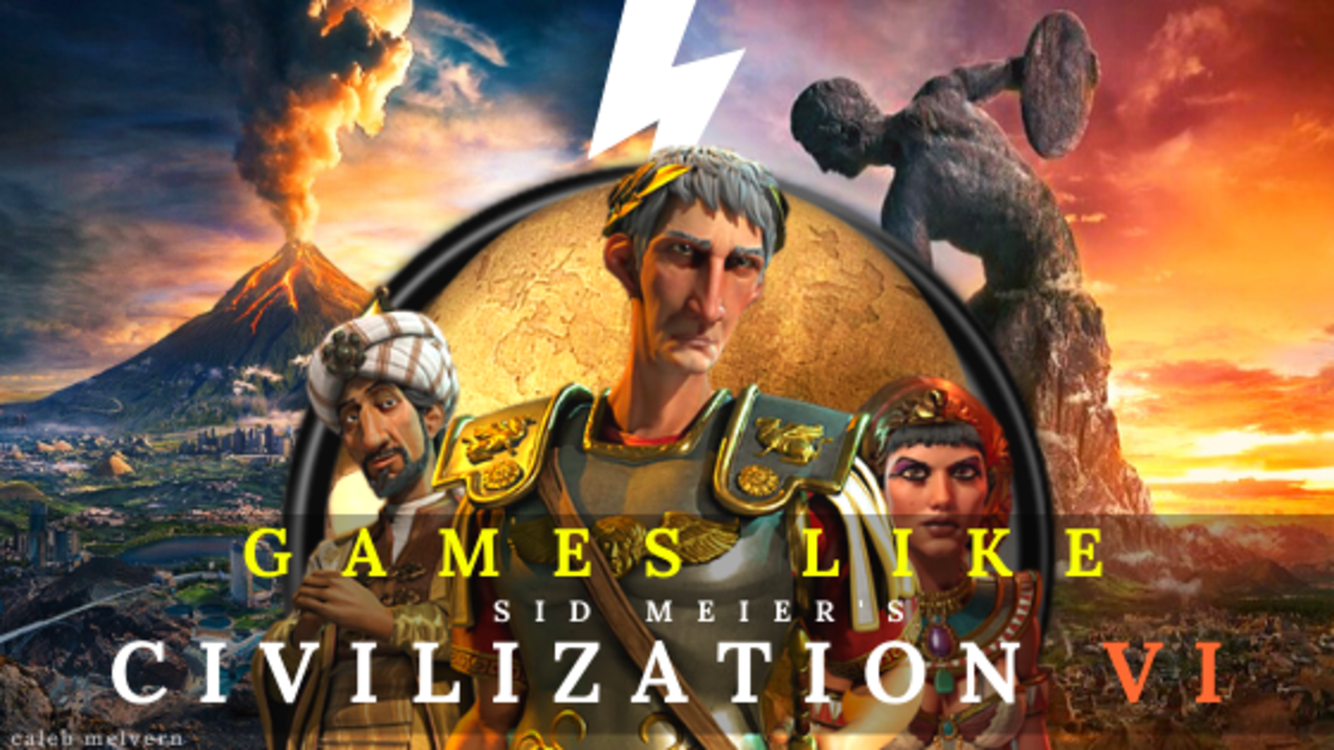 "If you're a master strategist, then you can't afford to miss these games like ""Civilization""."