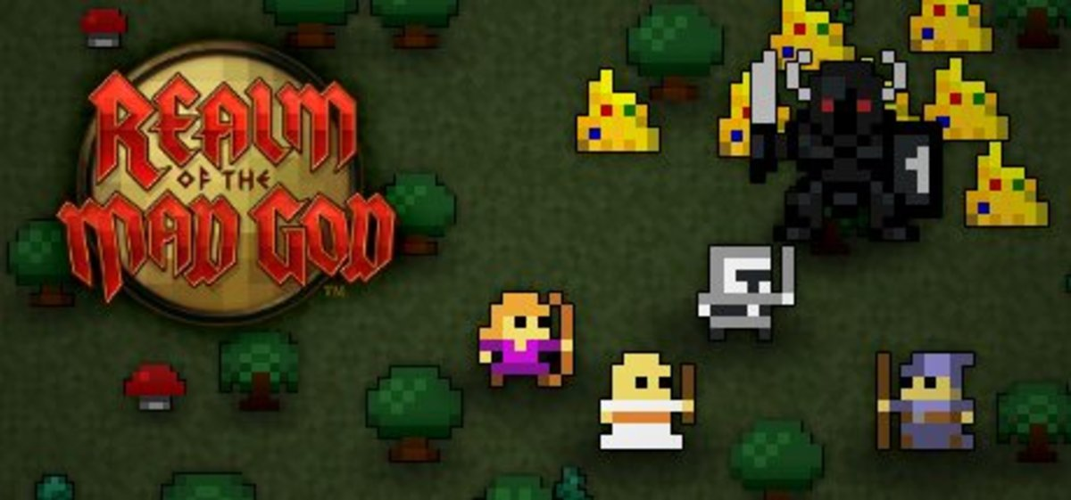 """A Punishing, Yet Rewarding MMORPG Experience: """"Realm of the Mad God"""""""
