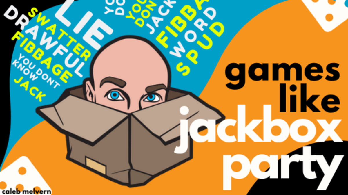 """""""Jackbox Party Pack"""" always delivers, but these games can prove to be just as fun."""