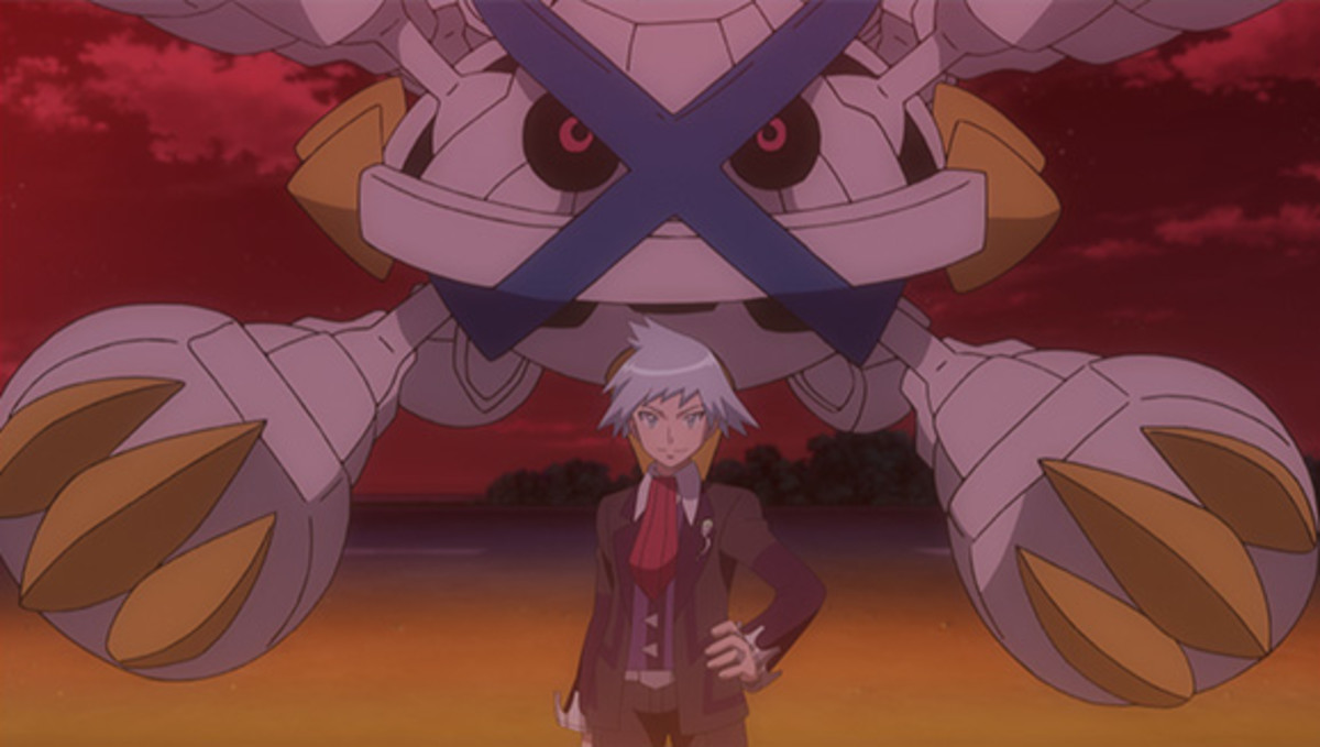 Steven and Mega Metagross