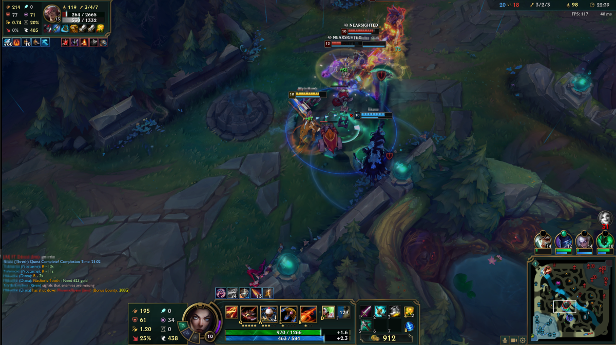 """Diary of a Noob Starting """"League of Legends"""""""