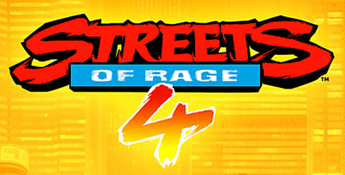 "A Review of ""Streets of Rage 4"""