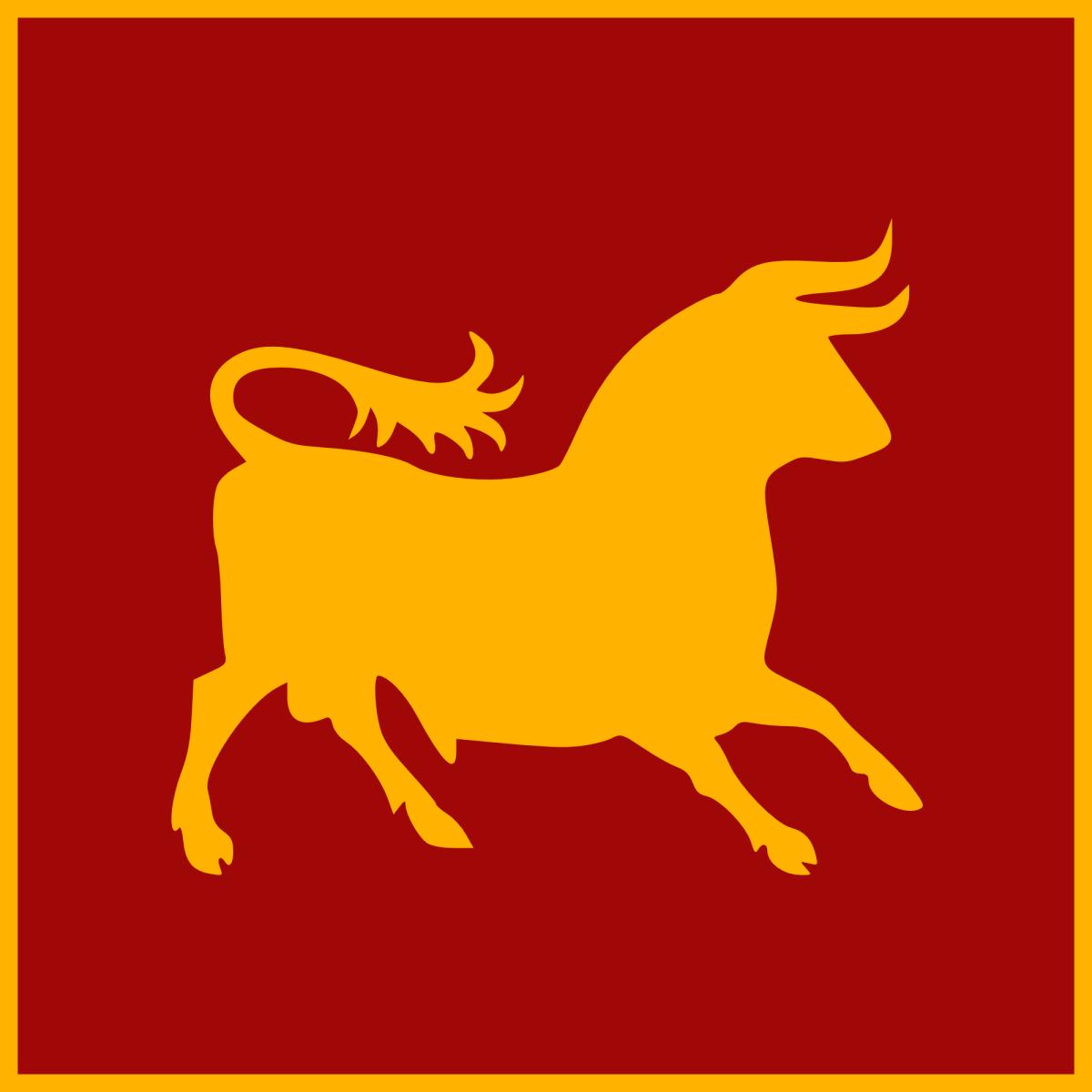 Caesar's Legion Vexillarum