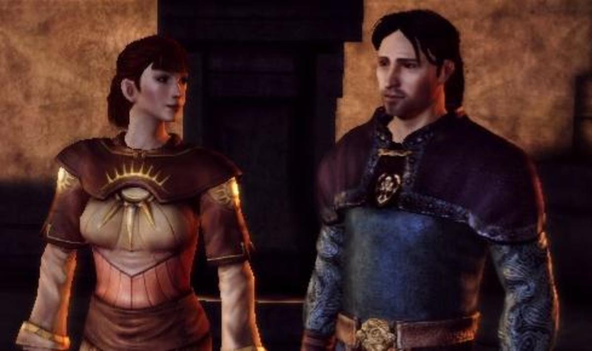 "Jowan as he appears in ""Dragon Age: Origins."""