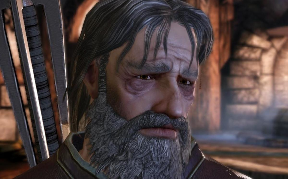 Enchanter Irving as he appears in the game.