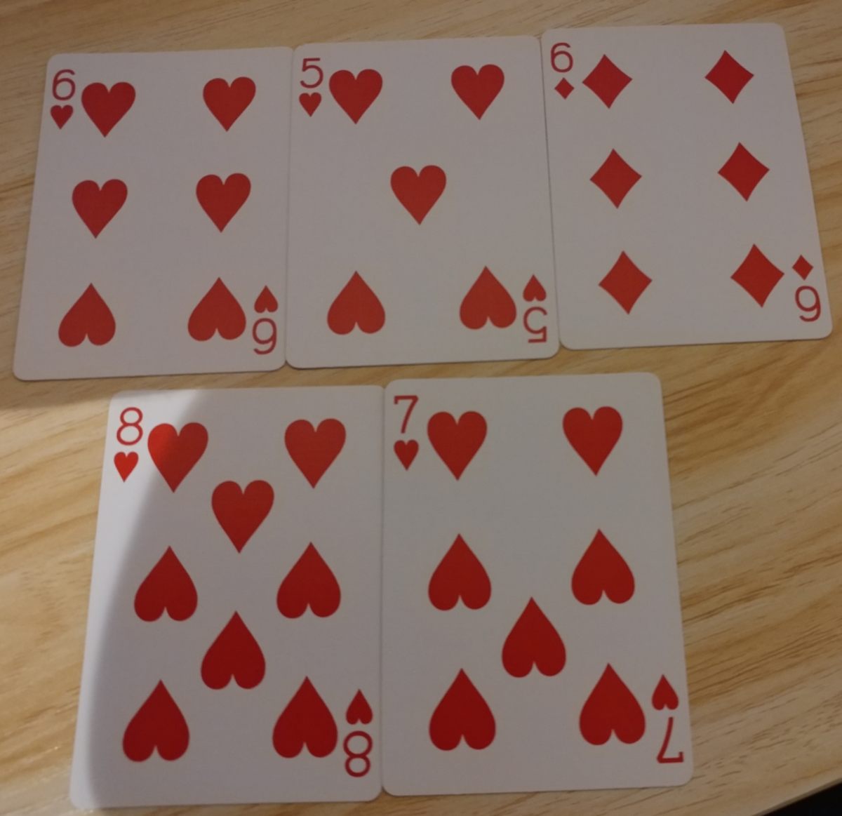 This is a straight flush draw.