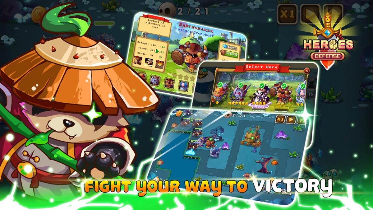 """Heroes Defender Fantasy – Epic Tower Defense Game"" Tips, Tricks, and Strategies"