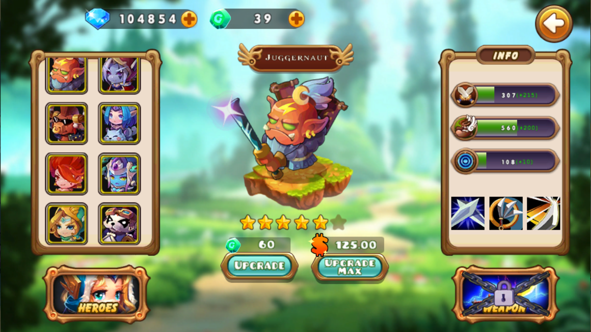 Yurnero – Juggernaut. Use Yurnero at the start of the game near the base from where the enemies are emerging. Yurnero is the most useful in countdown mode. When you need to destroy an obstacle, use this hero.