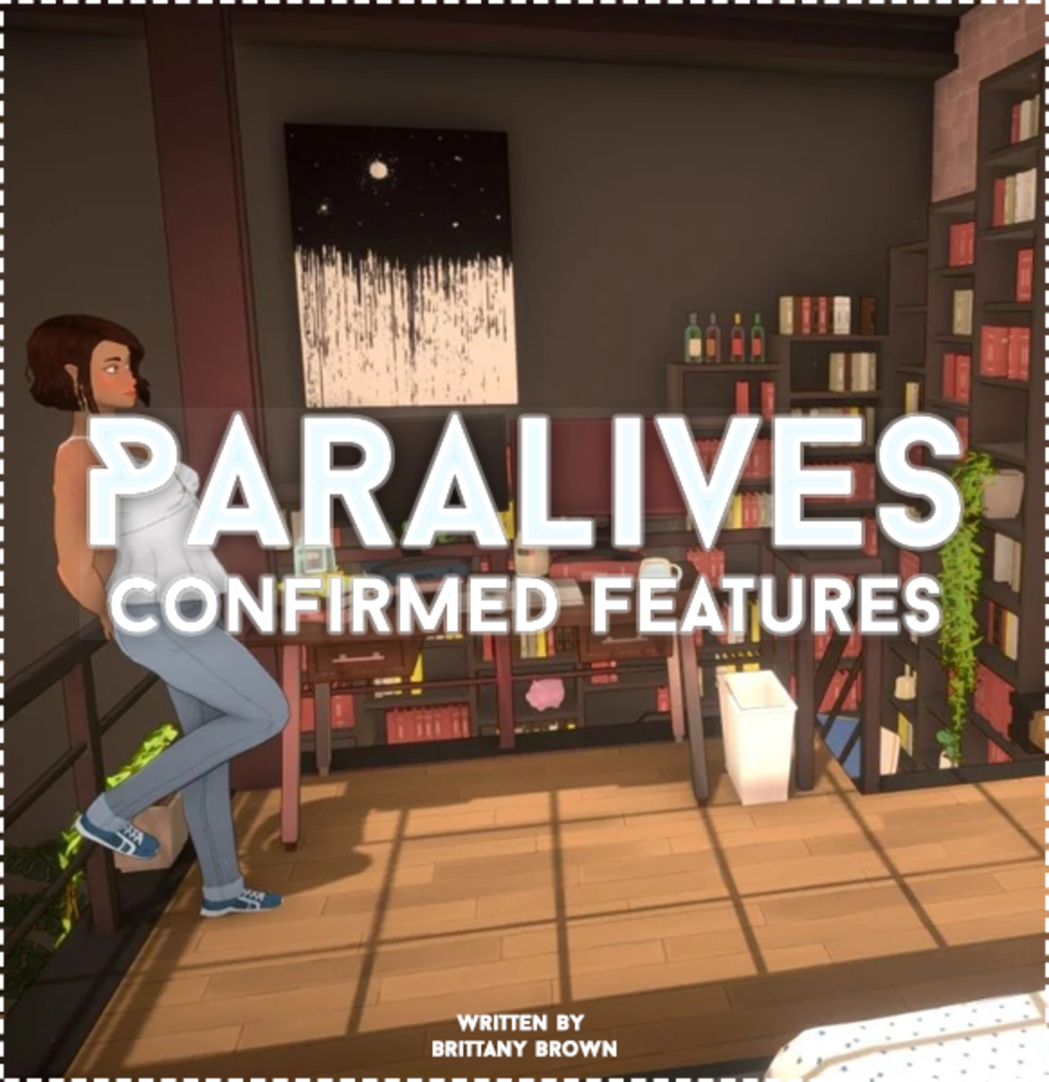"5+ Confirmed Gameplay Features for the Upcoming Life-Simulation Game, ""Paralives""!"