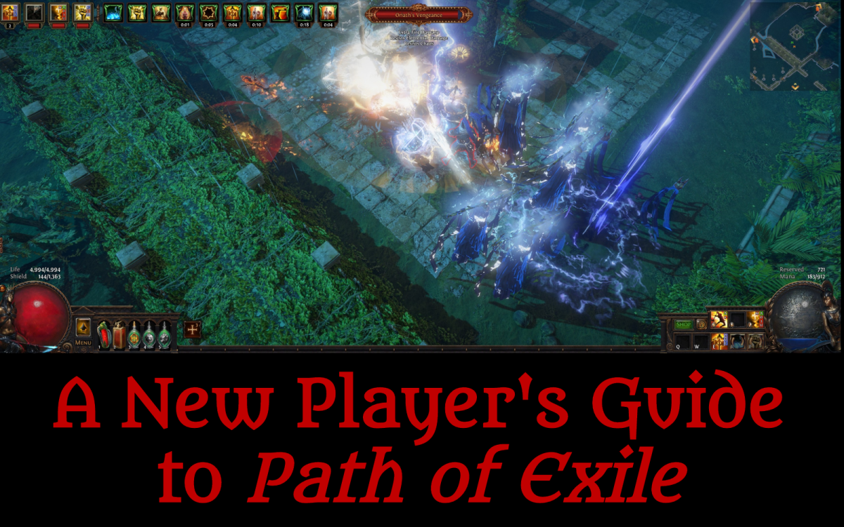 """For a game like """"Path of Exile"""", a guide is definitely needed."""