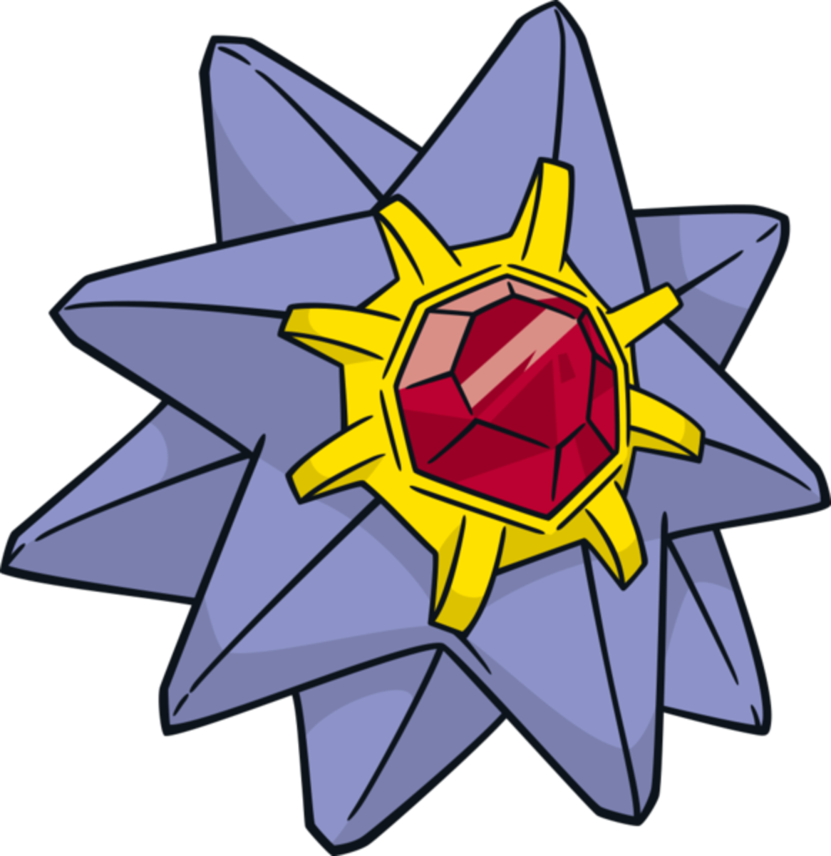 "Starmie, the ""Mysterious"" Pokémon"
