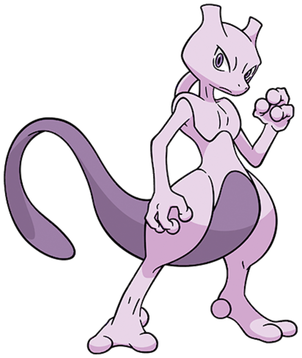 "Mewtwo, the ""Genetic"" Pokémon"