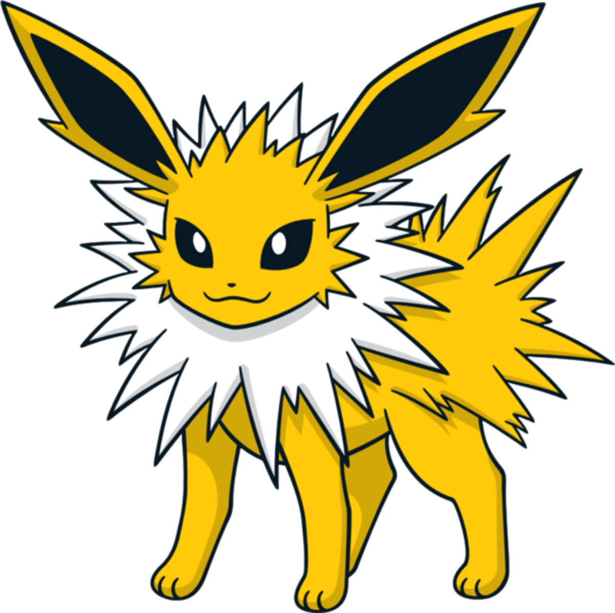 "Jolteon, the ""Lightning"" Pokémon"