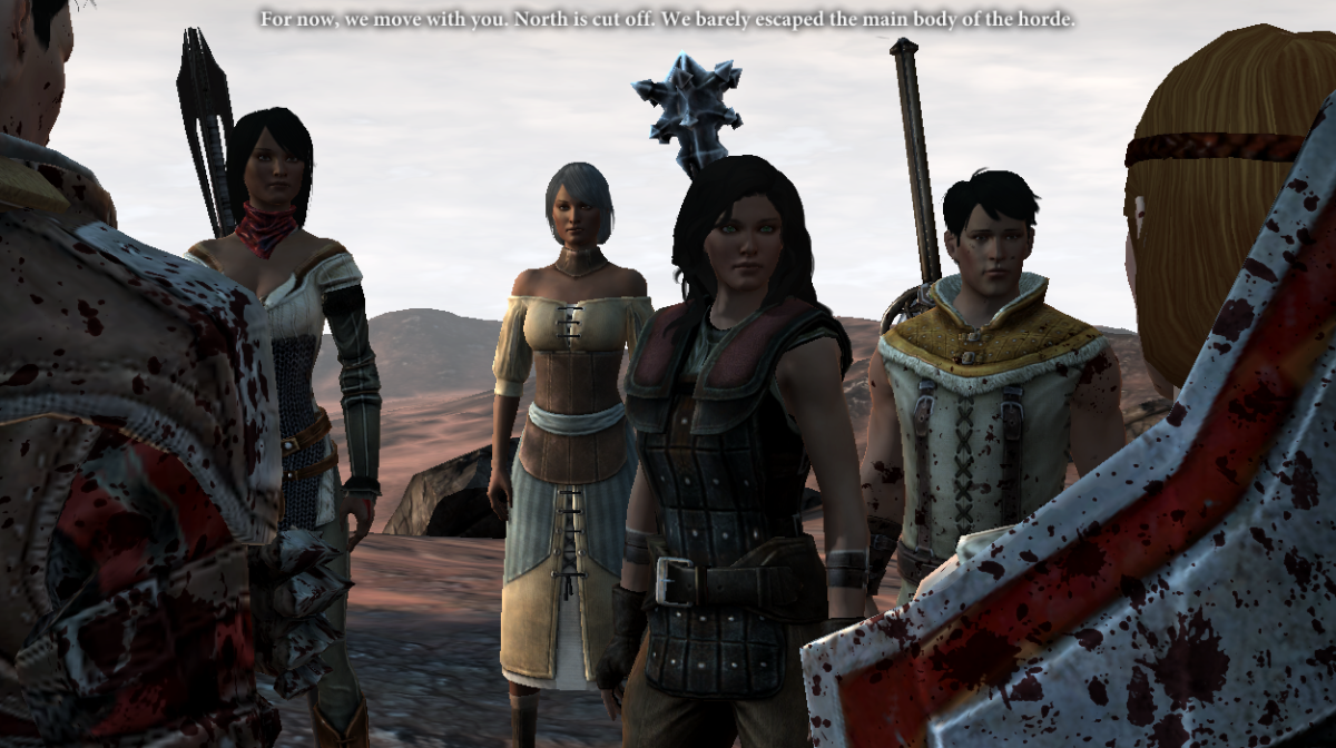 My Hawke and her family.