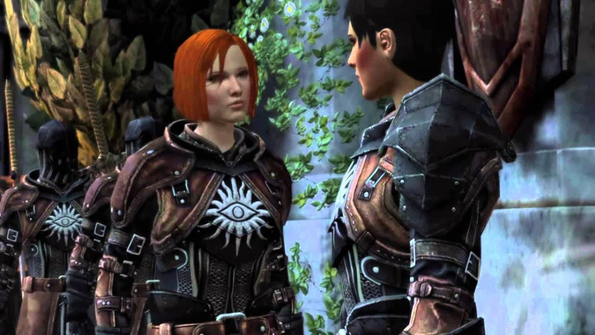 Cassandra and Leliana discuss their failure to find the Warden.