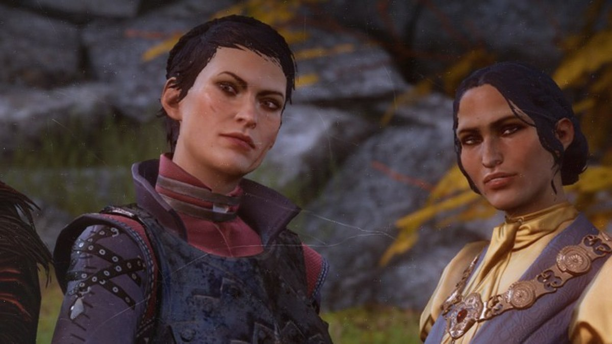 Cassandra asks the Herald to become Inquisitor.