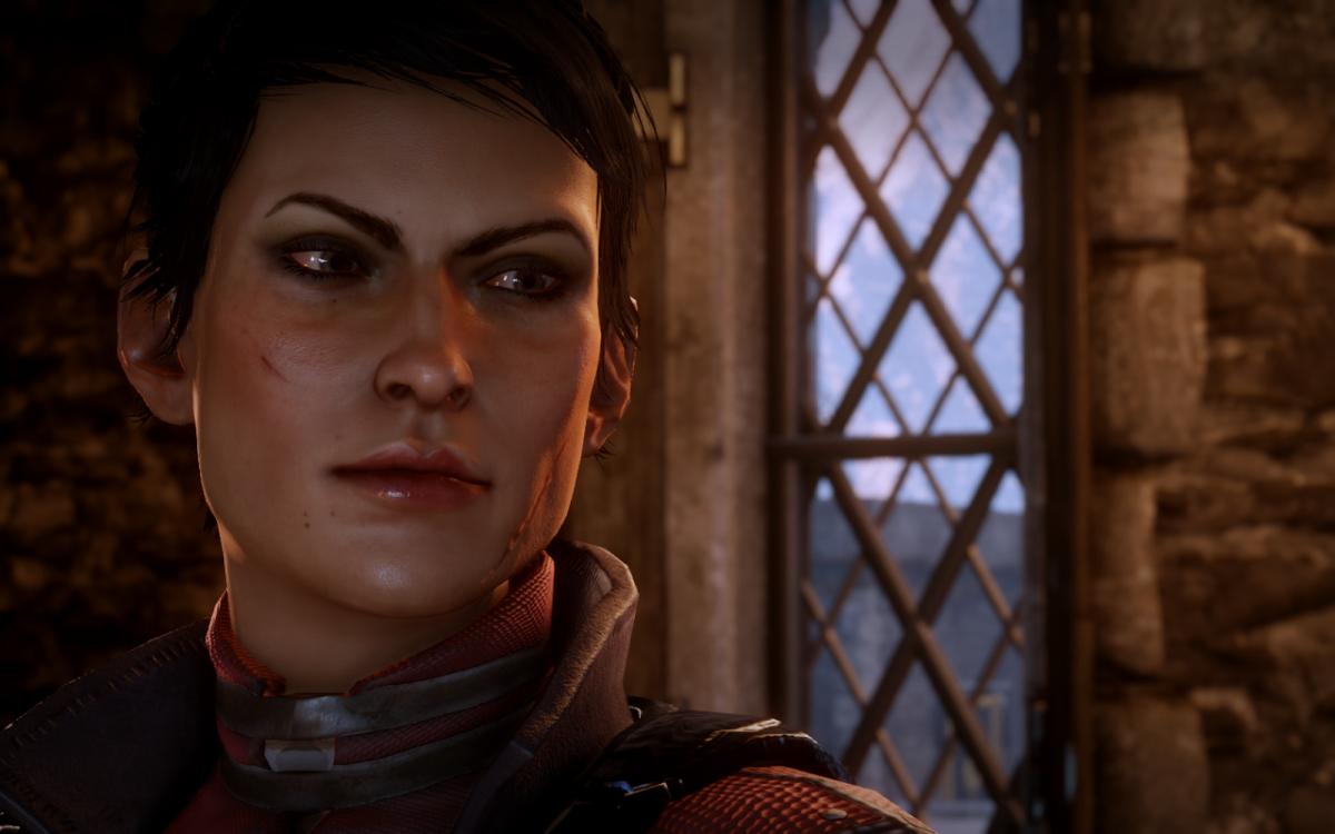 Cassandra is not amused.