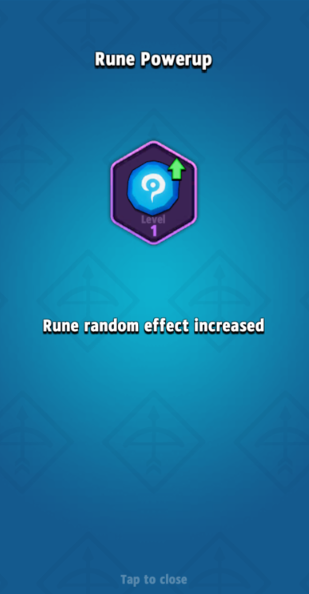 You unlock the runes randomly from talents. It's the epic talent in the bottom right.