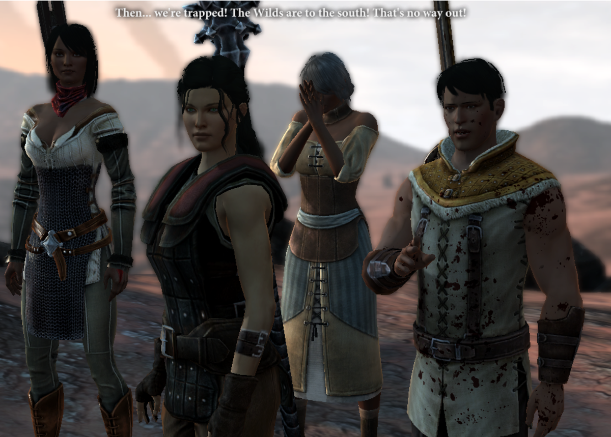 My Hawke with her family.