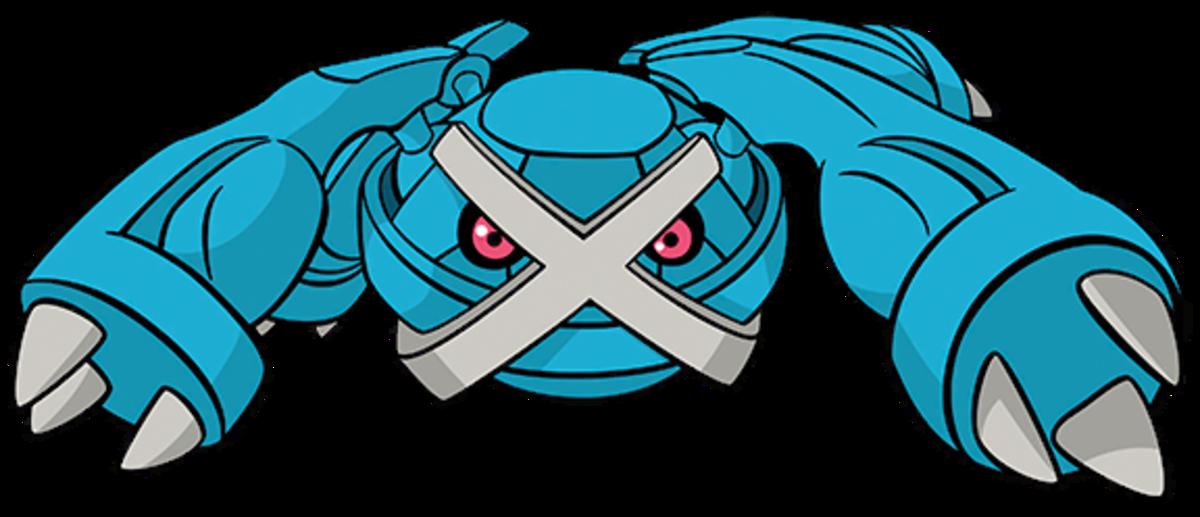 """Metagross, the """"Iron Leg"""" Pokémon"""