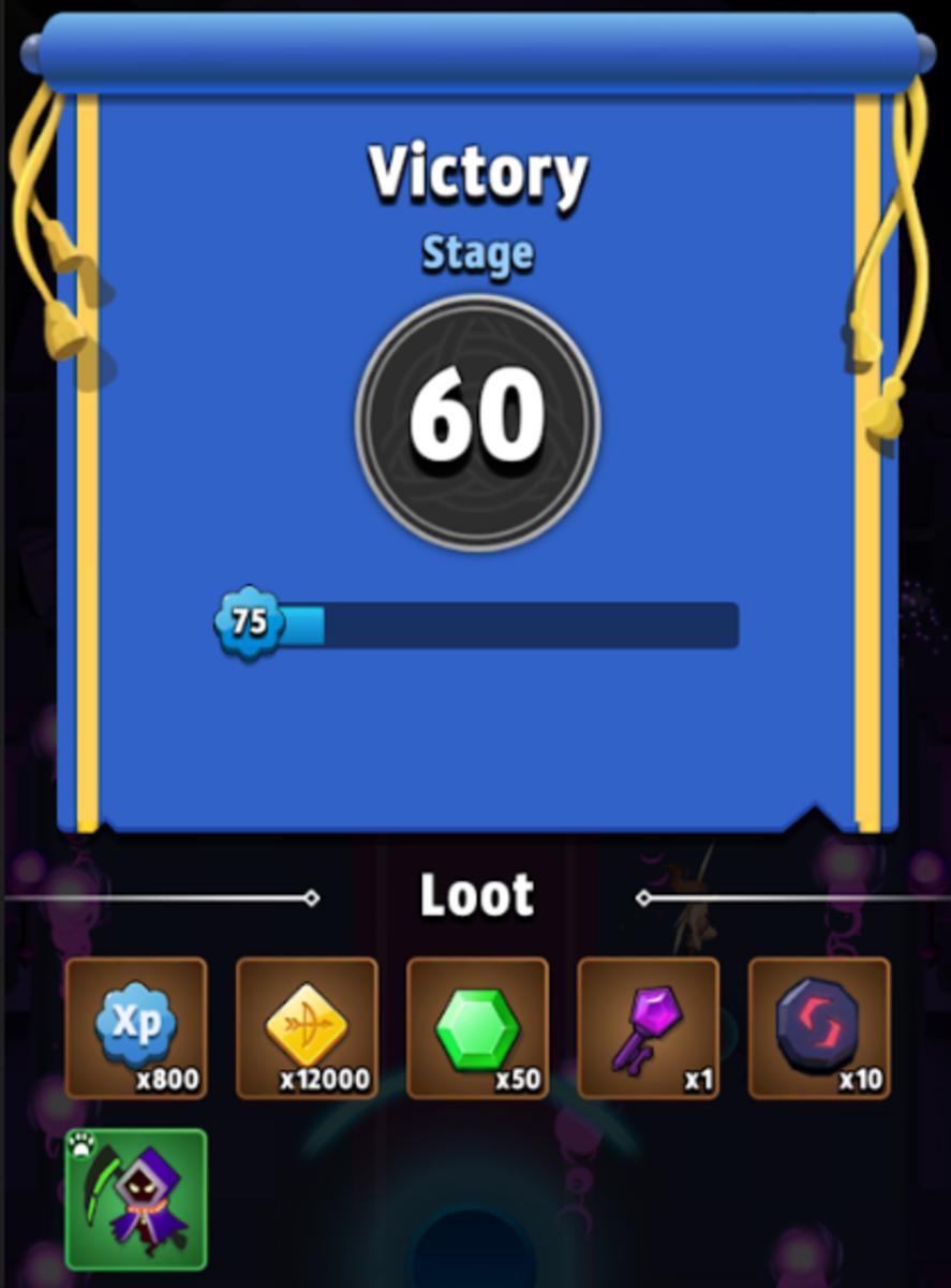 Such great rewards!