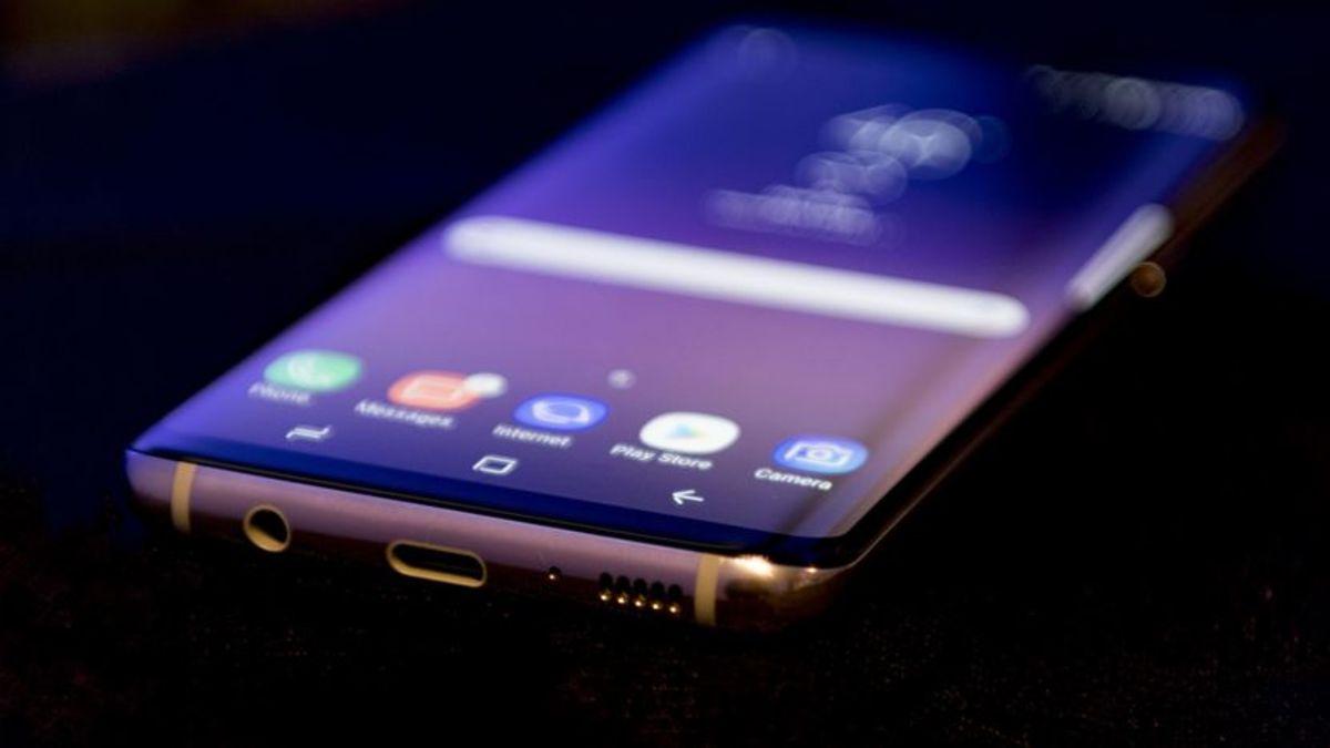 Samsung Galaxy S8 Poem