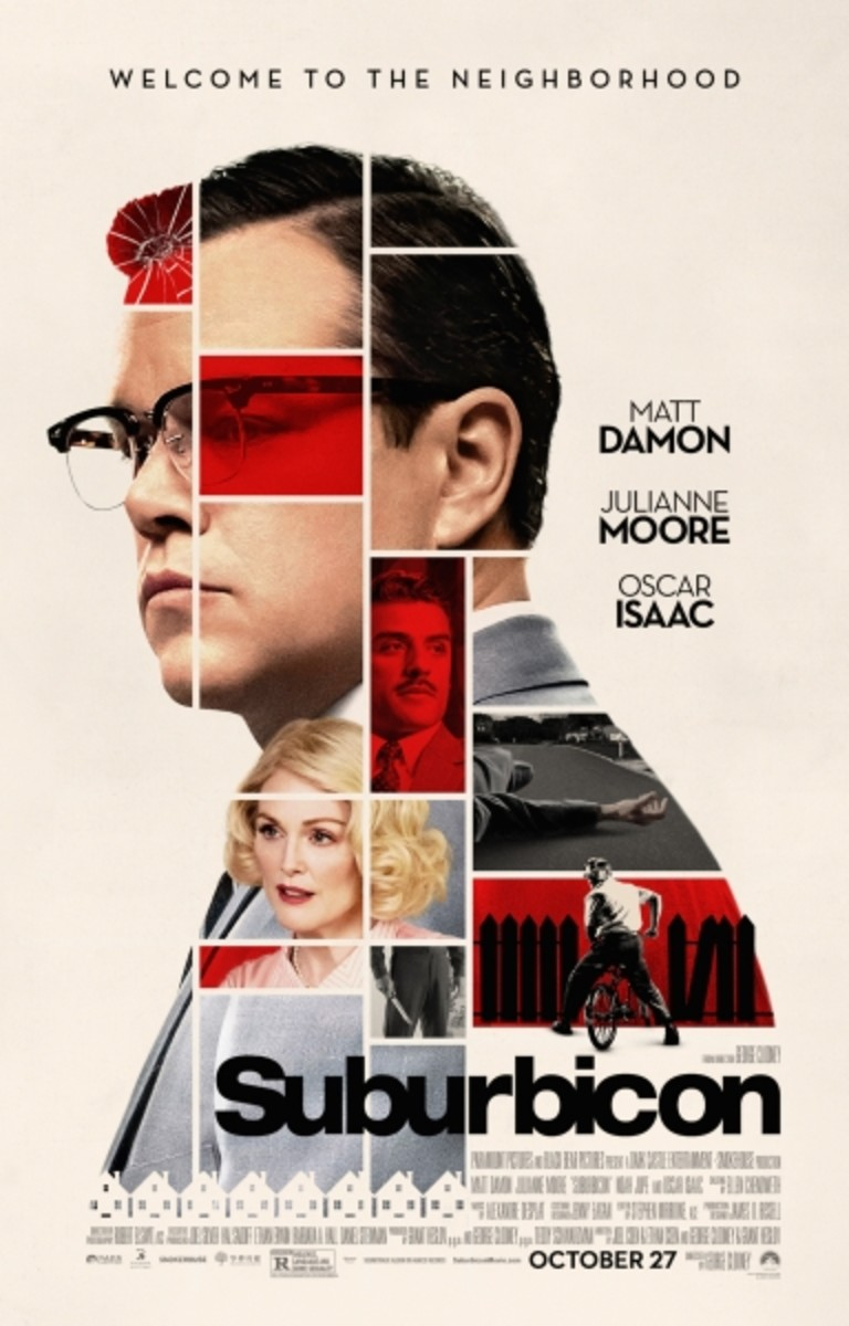 Suburbicon: A Review