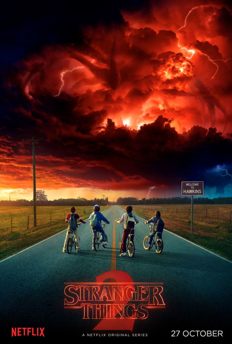 Show Review: Netflix's Stranger Things Season 2 (Spoiler Free)
