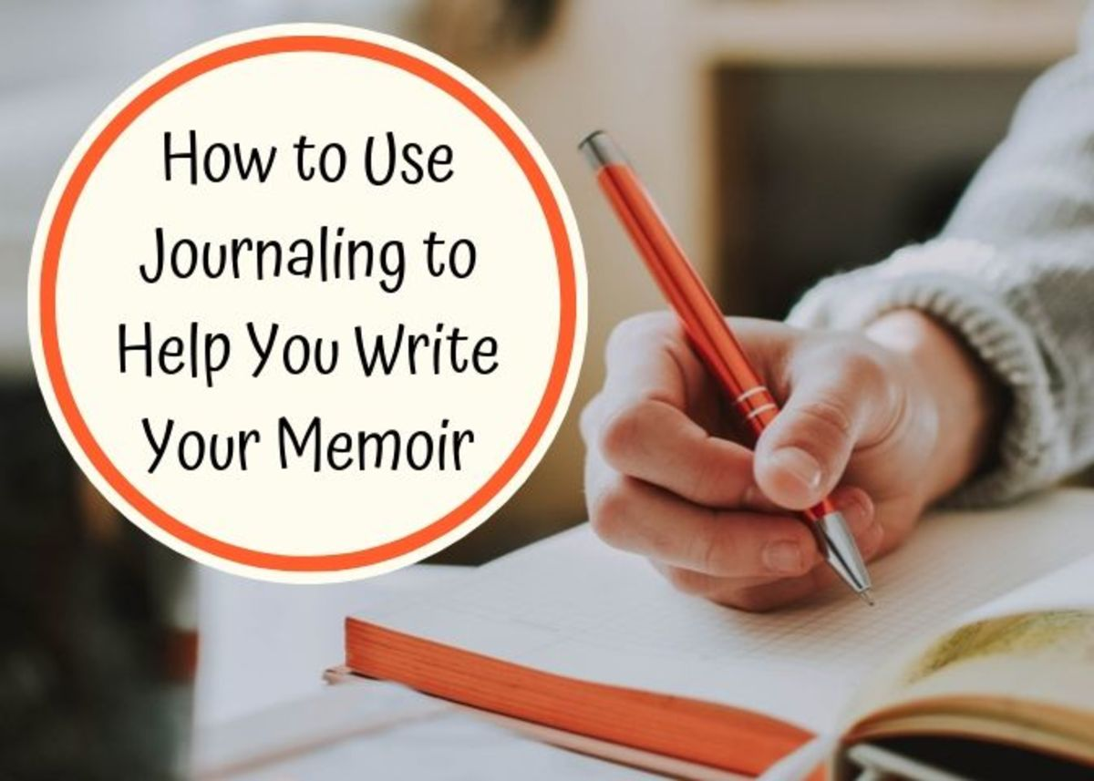 Starting a memoir can be intimidating, but luckily the simple act of keeping a journal can help you learn where to start.