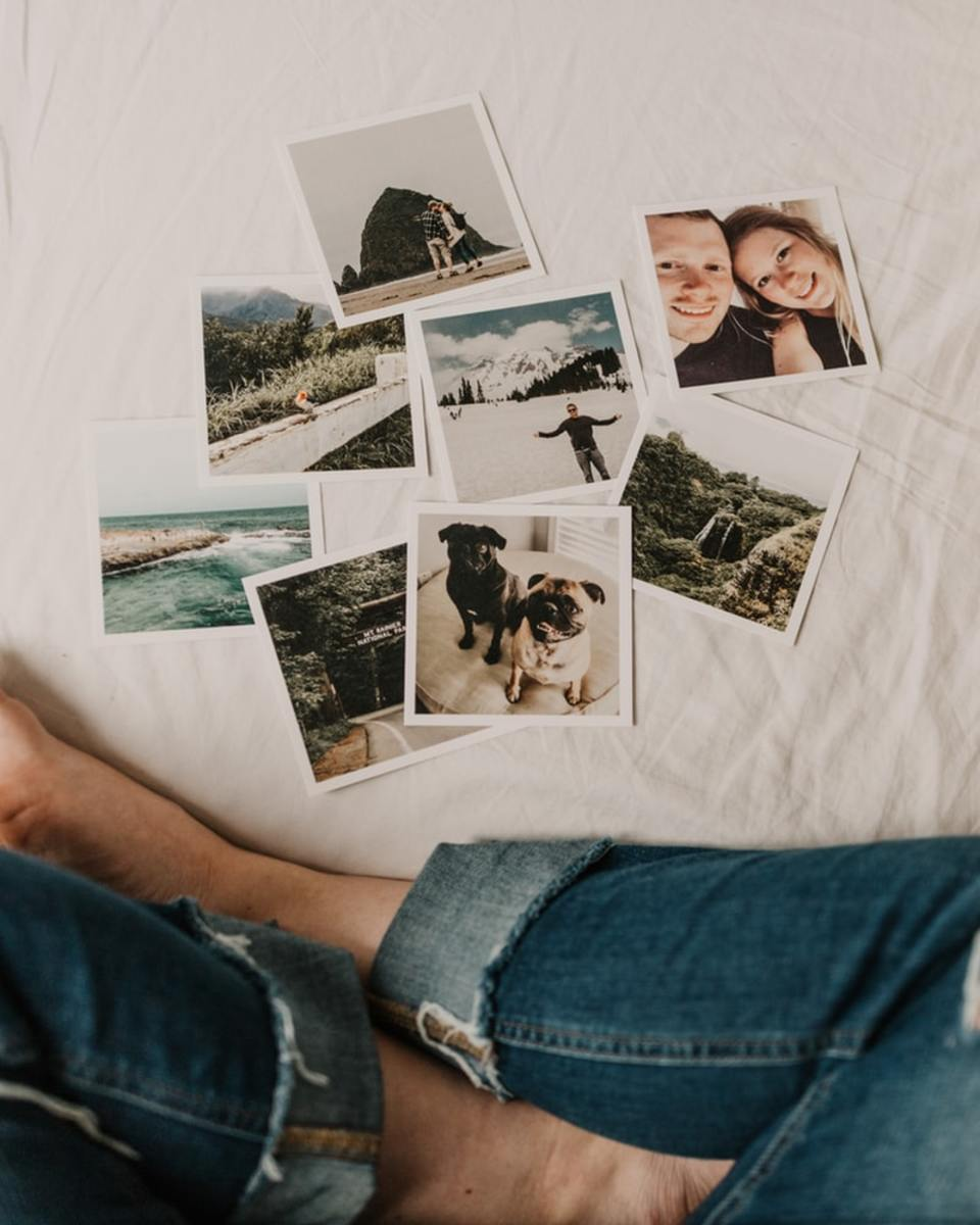 Look into your memories for inspiration—the more you remember, the more you have to write about!