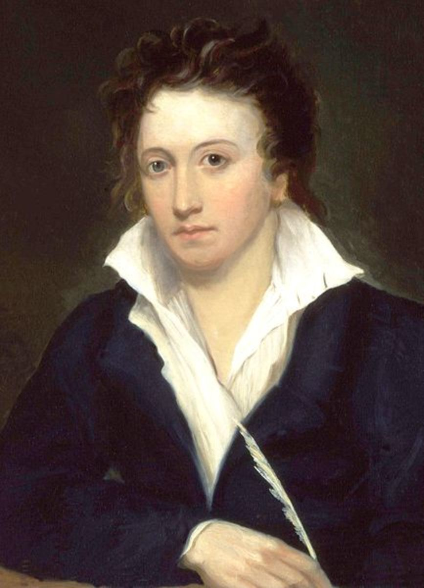 Shelley: An Analysis of His Two Odes