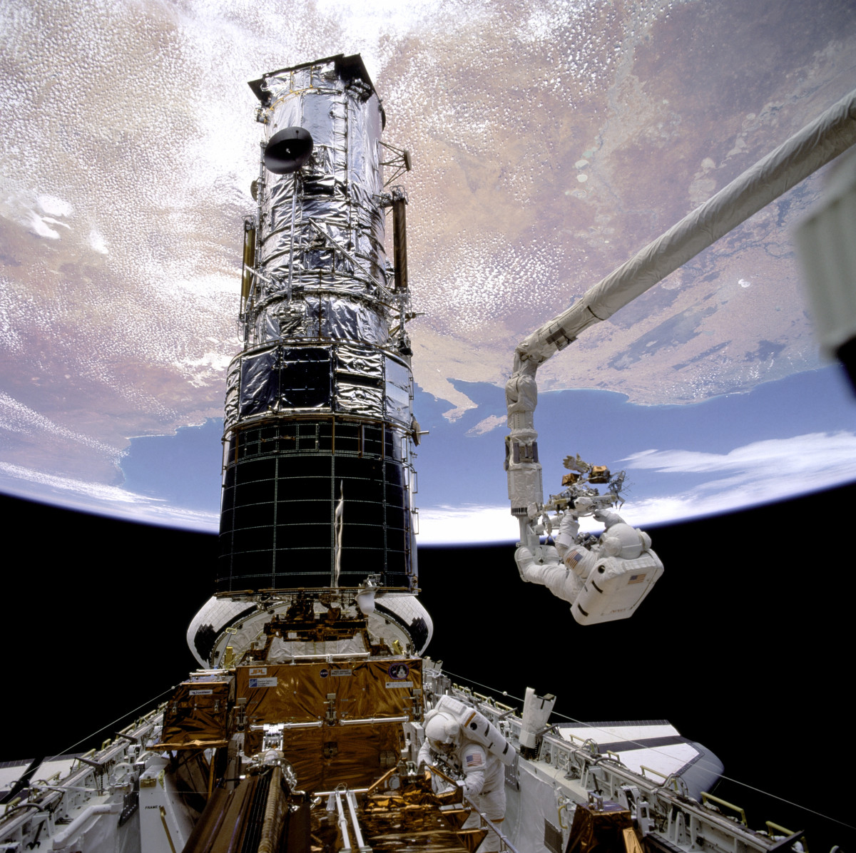 The Hubble Space Telescope is administered by the Space Telescope Science Institute which plays a key role in this story.