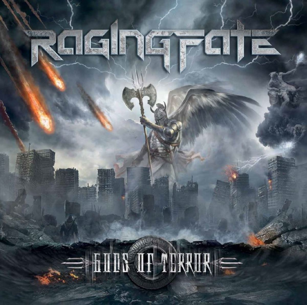 "Raging Fate, ""Gods of Terror"" (2017) Album Review"