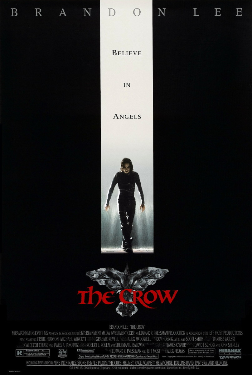 Happy Halloween: 'The Crow' (1994) Review