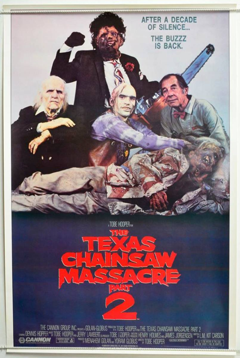 Happy Halloween: The Texas Chainsaw Massacre 2 (1986) Review