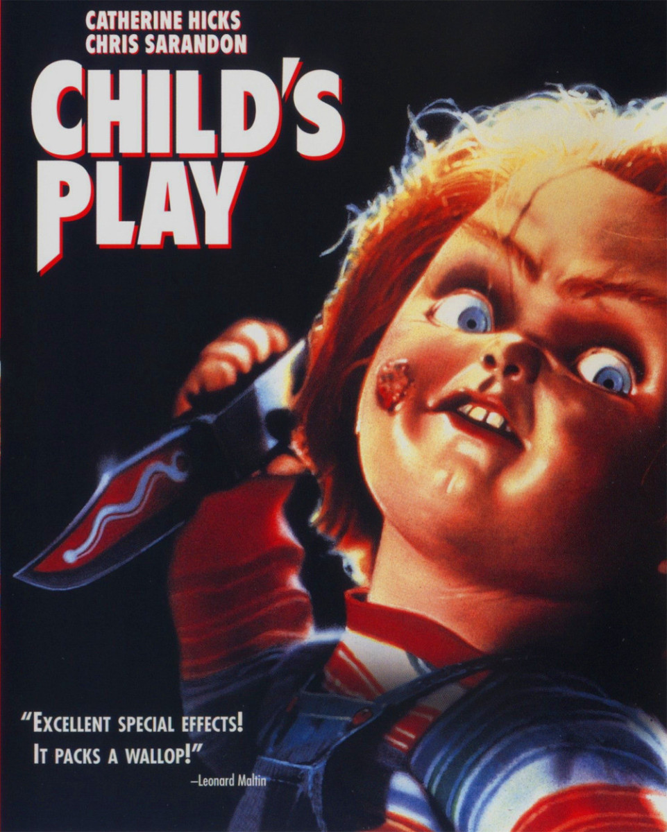 Image result for Child's Play, 1988
