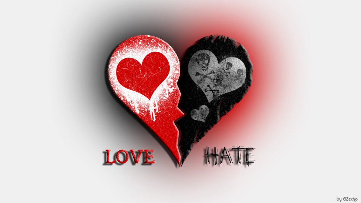 The Story of Love and Hate